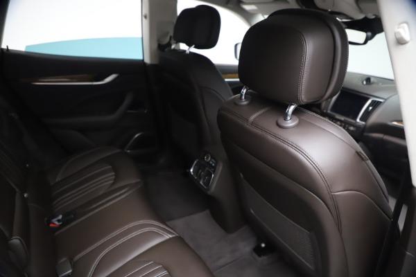 Used 2018 Maserati Levante S Q4 GranLusso for sale $67,900 at Alfa Romeo of Westport in Westport CT 06880 23