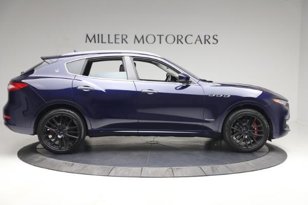 New 2018 Maserati Levante S Q4 GranLusso for sale Sold at Alfa Romeo of Westport in Westport CT 06880 9