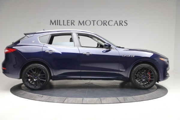 Used 2018 Maserati Levante S Q4 GranLusso for sale $67,900 at Alfa Romeo of Westport in Westport CT 06880 9