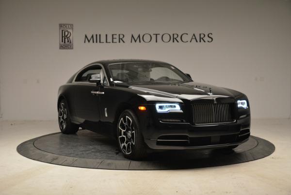 Used 2017 Rolls-Royce Wraith Black Badge for sale Sold at Alfa Romeo of Westport in Westport CT 06880 10