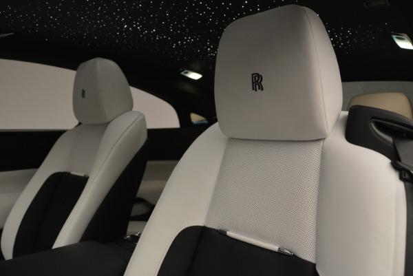 Used 2017 Rolls-Royce Wraith Black Badge for sale Sold at Alfa Romeo of Westport in Westport CT 06880 15