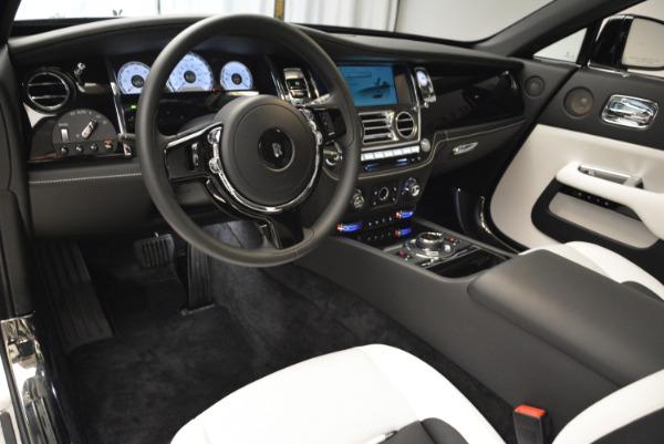 Used 2017 Rolls-Royce Wraith Black Badge for sale Sold at Alfa Romeo of Westport in Westport CT 06880 17