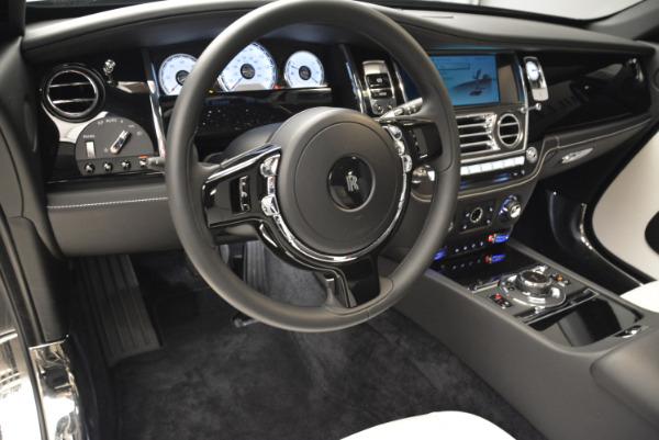 Used 2017 Rolls-Royce Wraith Black Badge for sale Sold at Alfa Romeo of Westport in Westport CT 06880 18