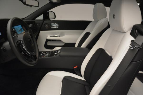 Used 2017 Rolls-Royce Wraith Black Badge for sale Sold at Alfa Romeo of Westport in Westport CT 06880 19