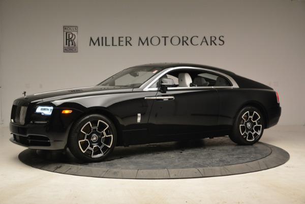 Used 2017 Rolls-Royce Wraith Black Badge for sale Sold at Alfa Romeo of Westport in Westport CT 06880 2