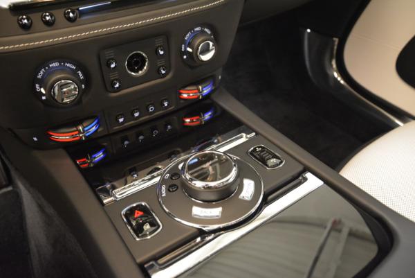 Used 2017 Rolls-Royce Wraith Black Badge for sale Sold at Alfa Romeo of Westport in Westport CT 06880 21