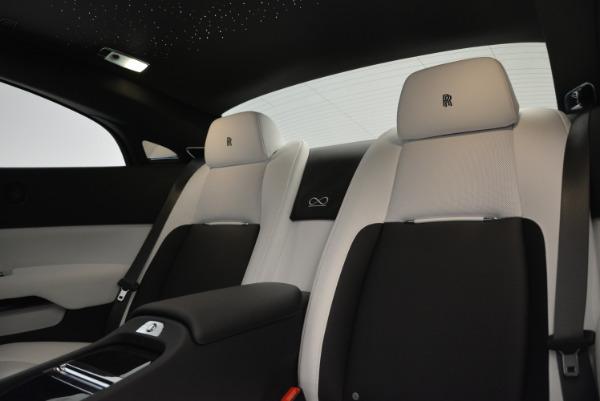 Used 2017 Rolls-Royce Wraith Black Badge for sale Sold at Alfa Romeo of Westport in Westport CT 06880 22