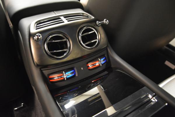 Used 2017 Rolls-Royce Wraith Black Badge for sale Sold at Alfa Romeo of Westport in Westport CT 06880 23