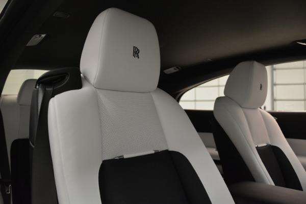 Used 2017 Rolls-Royce Wraith Black Badge for sale Sold at Alfa Romeo of Westport in Westport CT 06880 25