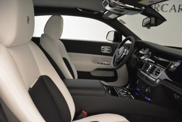 Used 2017 Rolls-Royce Wraith Black Badge for sale Sold at Alfa Romeo of Westport in Westport CT 06880 26