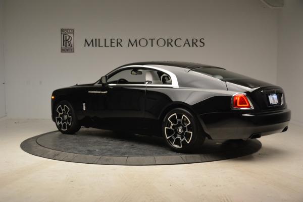Used 2017 Rolls-Royce Wraith Black Badge for sale Sold at Alfa Romeo of Westport in Westport CT 06880 4