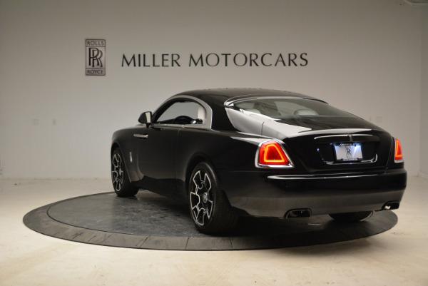 Used 2017 Rolls-Royce Wraith Black Badge for sale Sold at Alfa Romeo of Westport in Westport CT 06880 5