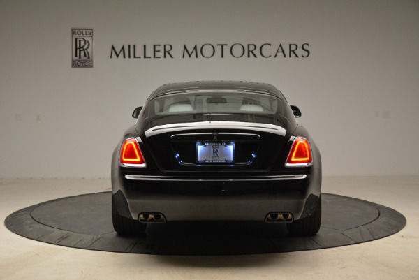 Used 2017 Rolls-Royce Wraith Black Badge for sale Sold at Alfa Romeo of Westport in Westport CT 06880 6