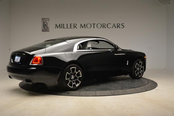 Used 2017 Rolls-Royce Wraith Black Badge for sale Sold at Alfa Romeo of Westport in Westport CT 06880 8