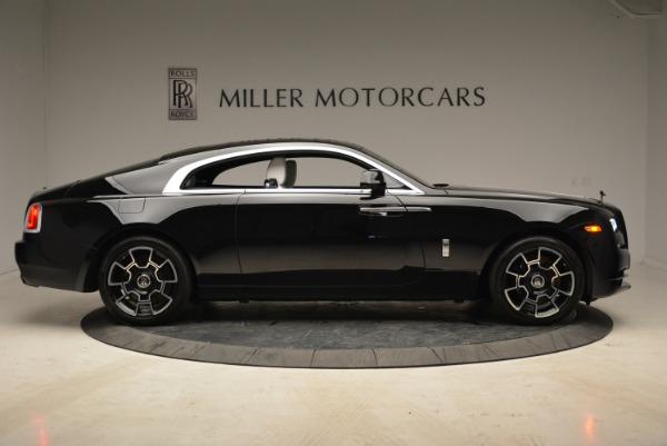 Used 2017 Rolls-Royce Wraith Black Badge for sale Sold at Alfa Romeo of Westport in Westport CT 06880 9