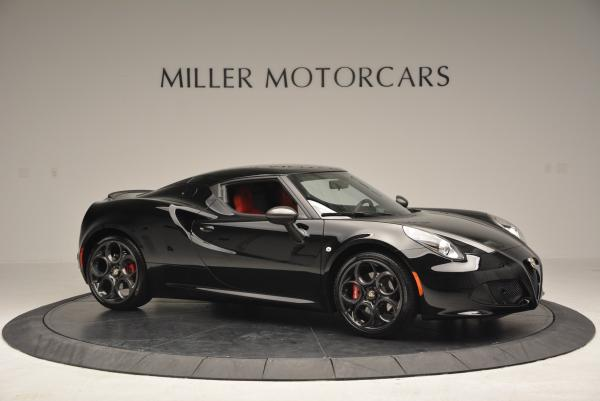 New 2016 Alfa Romeo 4C for sale Sold at Alfa Romeo of Westport in Westport CT 06880 10