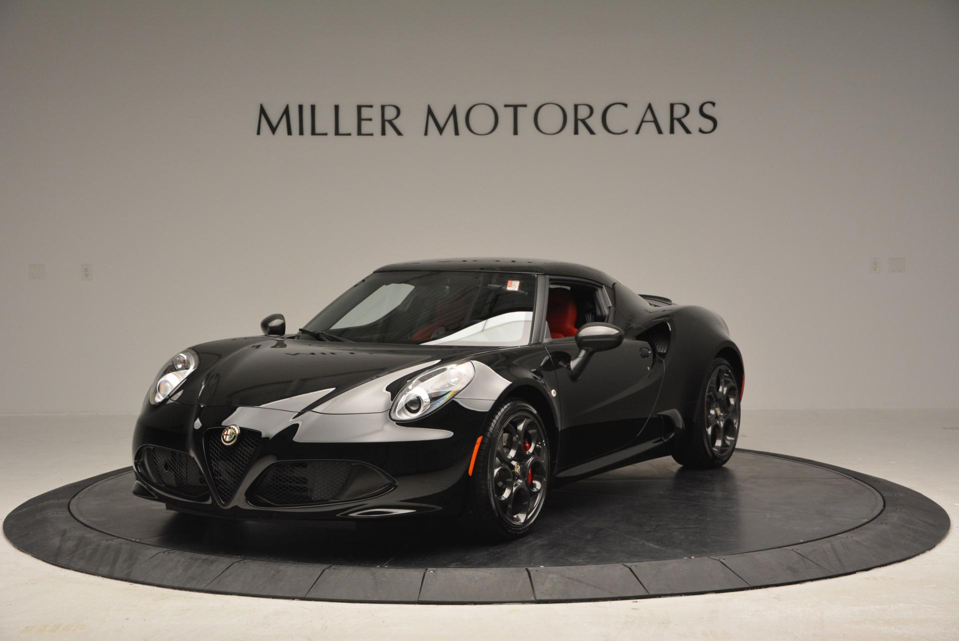 New 2016 Alfa Romeo 4C for sale Sold at Alfa Romeo of Westport in Westport CT 06880 1
