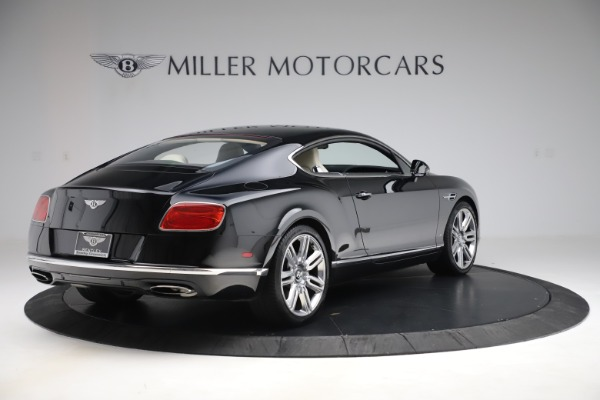 Used 2016 Bentley Continental GT W12 for sale $129,900 at Alfa Romeo of Westport in Westport CT 06880 8