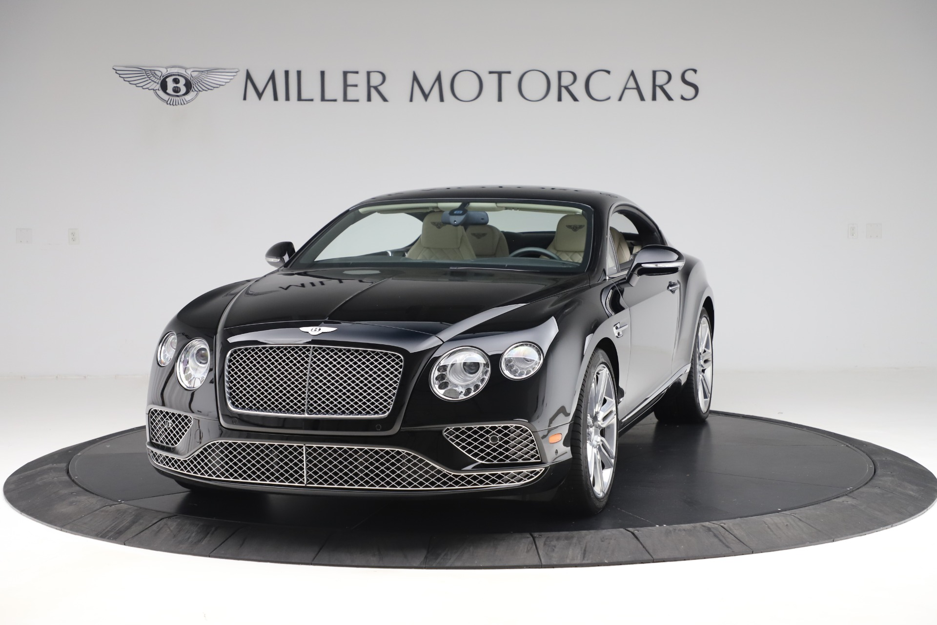 Used 2016 Bentley Continental GT W12 for sale $129,900 at Alfa Romeo of Westport in Westport CT 06880 1