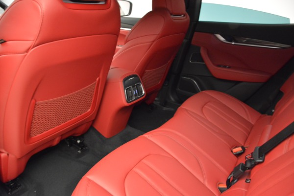 New 2018 Maserati Levante S Q4 Gransport for sale Sold at Alfa Romeo of Westport in Westport CT 06880 22
