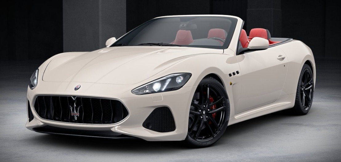 New 2018 Maserati GranTurismo Sport Convertible for sale Sold at Alfa Romeo of Westport in Westport CT 06880 1