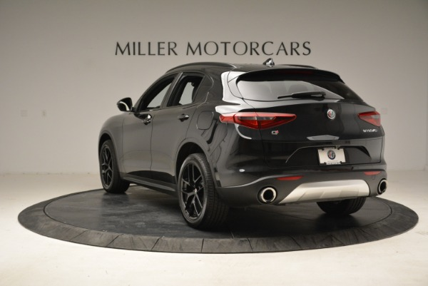 New 2018 Alfa Romeo Stelvio Ti Sport Q4 for sale Sold at Alfa Romeo of Westport in Westport CT 06880 5