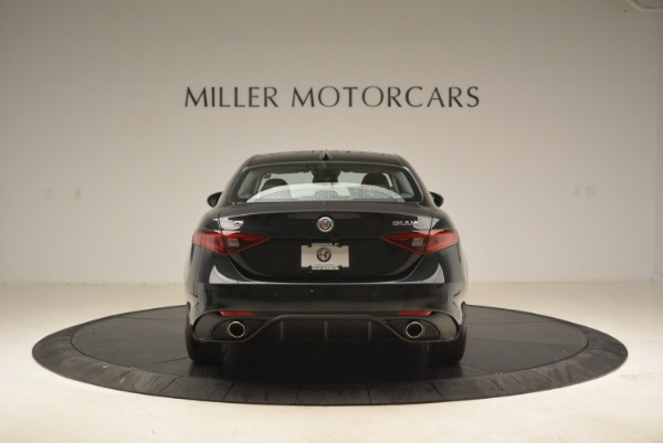 New 2018 Alfa Romeo Giulia Ti Sport Q4 for sale Sold at Alfa Romeo of Westport in Westport CT 06880 6