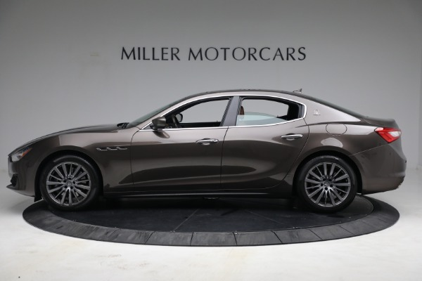 New 2018 Maserati Ghibli S Q4 for sale Sold at Alfa Romeo of Westport in Westport CT 06880 2