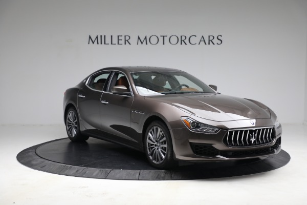 New 2018 Maserati Ghibli S Q4 for sale Sold at Alfa Romeo of Westport in Westport CT 06880 6