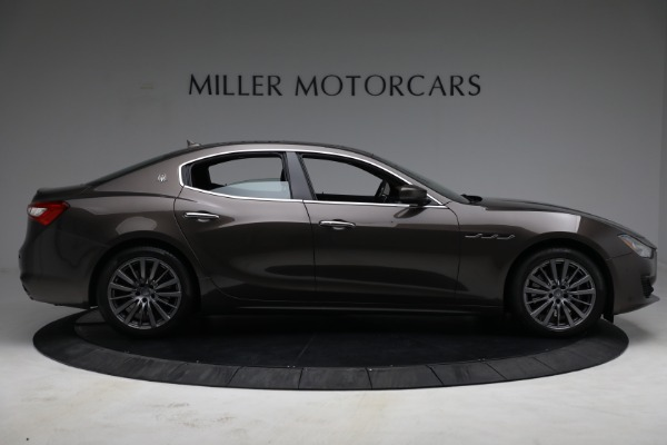 New 2018 Maserati Ghibli S Q4 for sale Sold at Alfa Romeo of Westport in Westport CT 06880 7
