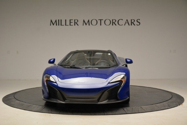 Used 2016 McLaren 650S Spider for sale Sold at Alfa Romeo of Westport in Westport CT 06880 12