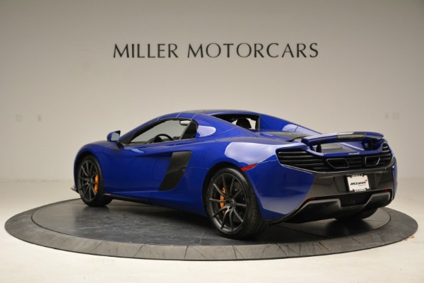 Used 2016 McLaren 650S Spider for sale Sold at Alfa Romeo of Westport in Westport CT 06880 17