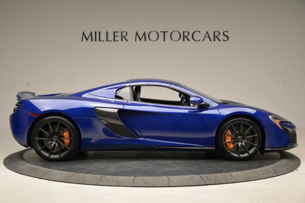 Used 2016 McLaren 650S Spider for sale Sold at Alfa Romeo of Westport in Westport CT 06880 20