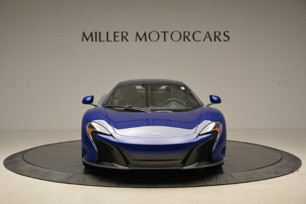Used 2016 McLaren 650S Spider for sale Sold at Alfa Romeo of Westport in Westport CT 06880 22