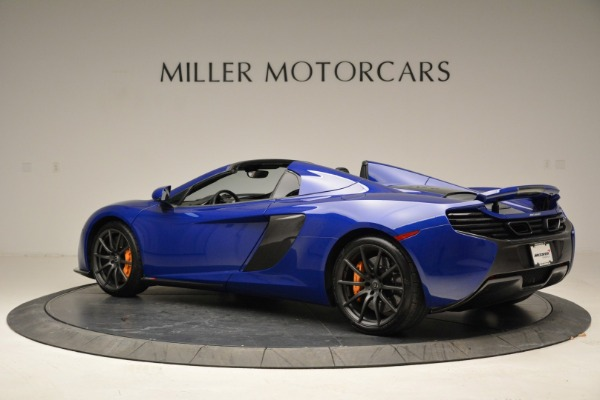 Used 2016 McLaren 650S Spider for sale Sold at Alfa Romeo of Westport in Westport CT 06880 4