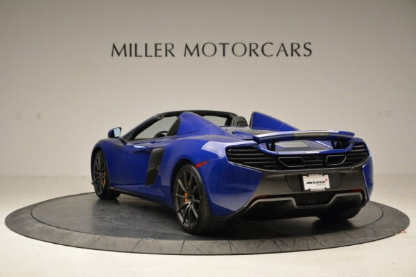 Used 2016 McLaren 650S Spider for sale Sold at Alfa Romeo of Westport in Westport CT 06880 5