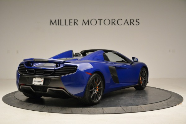 Used 2016 McLaren 650S Spider for sale Sold at Alfa Romeo of Westport in Westport CT 06880 7