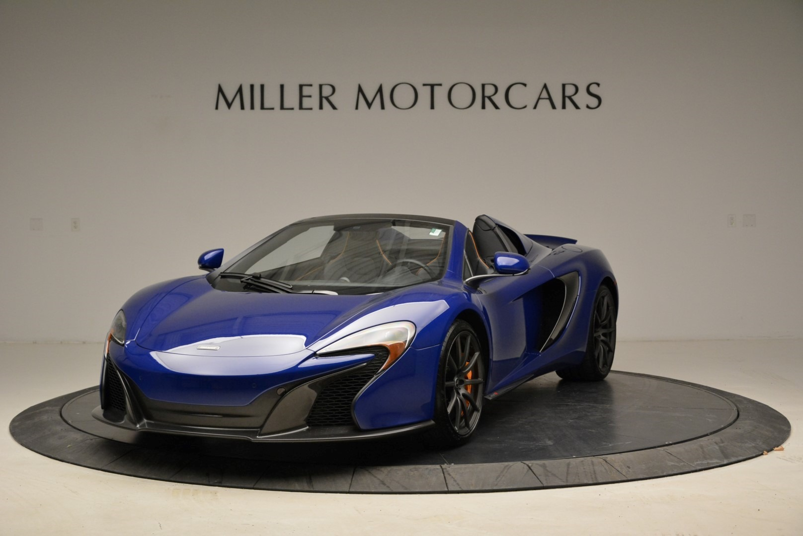 Used 2016 McLaren 650S Spider for sale Sold at Alfa Romeo of Westport in Westport CT 06880 1