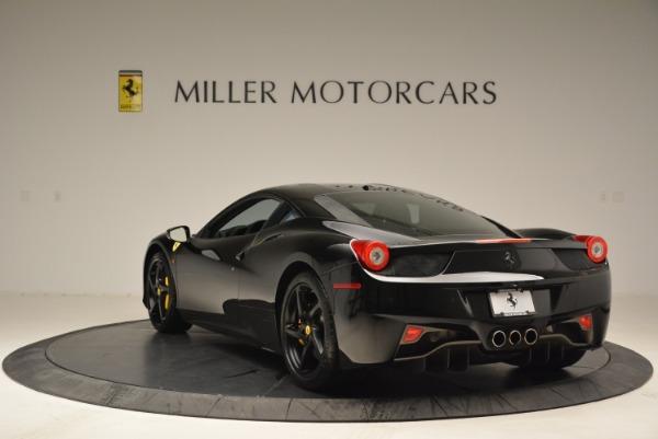 Used 2011 Ferrari 458 Italia for sale Sold at Alfa Romeo of Westport in Westport CT 06880 5