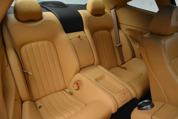Used 2008 Ferrari 612 Scaglietti OTO for sale Sold at Alfa Romeo of Westport in Westport CT 06880 21