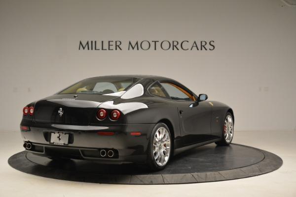 Used 2008 Ferrari 612 Scaglietti OTO for sale Sold at Alfa Romeo of Westport in Westport CT 06880 7