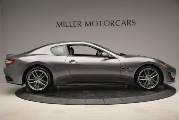 Used 2016 Maserati GranTurismo Sport for sale Sold at Alfa Romeo of Westport in Westport CT 06880 10