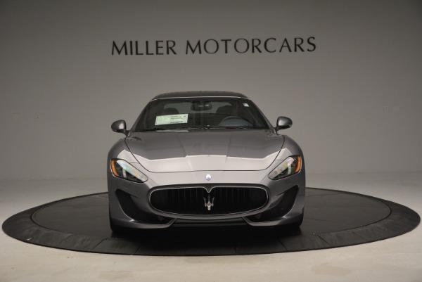 Used 2016 Maserati GranTurismo Sport for sale Sold at Alfa Romeo of Westport in Westport CT 06880 13