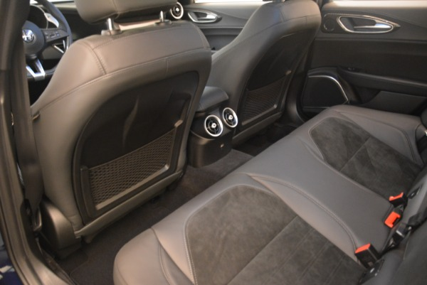 New 2018 Alfa Romeo Giulia Quadrifoglio for sale Sold at Alfa Romeo of Westport in Westport CT 06880 16