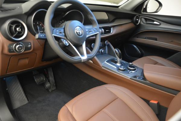 New 2018 Alfa Romeo Stelvio Ti Q4 for sale Sold at Alfa Romeo of Westport in Westport CT 06880 14