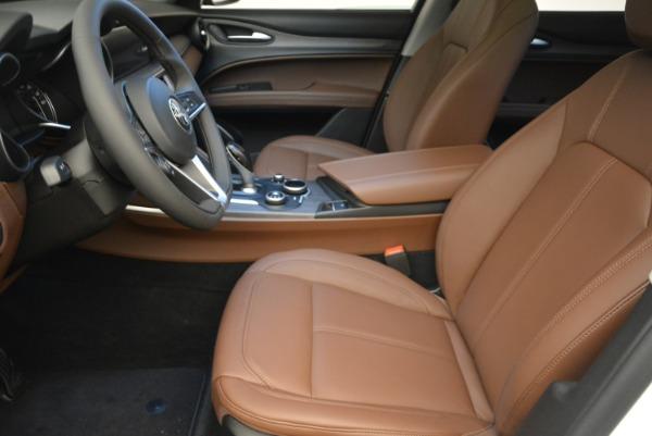 New 2018 Alfa Romeo Stelvio Ti Q4 for sale Sold at Alfa Romeo of Westport in Westport CT 06880 15