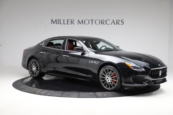 Used 2018 Maserati Quattroporte S Q4 GranSport for sale $67,900 at Alfa Romeo of Westport in Westport CT 06880 10