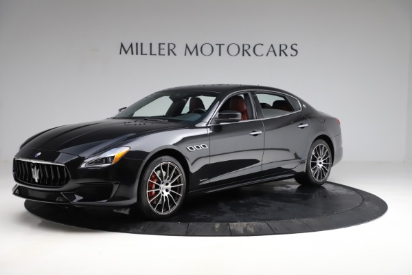 Used 2018 Maserati Quattroporte S Q4 GranSport for sale $67,900 at Alfa Romeo of Westport in Westport CT 06880 2
