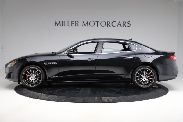 Used 2018 Maserati Quattroporte S Q4 GranSport for sale $67,900 at Alfa Romeo of Westport in Westport CT 06880 3
