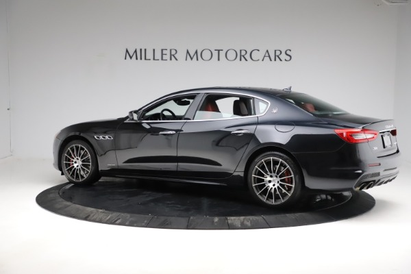 Used 2018 Maserati Quattroporte S Q4 GranSport for sale $67,900 at Alfa Romeo of Westport in Westport CT 06880 4